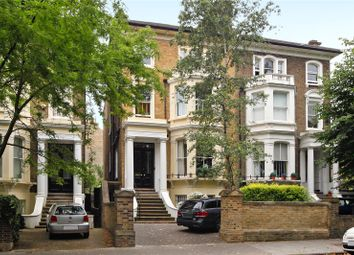Thumbnail 4 bed semi-detached house for sale in Larkhall Rise, London