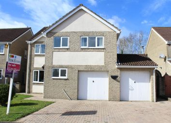 Thumbnail 4 bed detached house for sale in Angelica Gardens, Horton Heath, Eastleigh