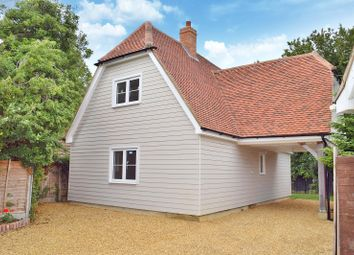 Thumbnail 4 bed detached house for sale in Burgattes Road, Little Canfield, Dunmow, Essex