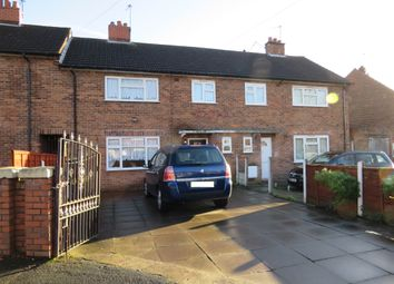 Thumbnail 3 bed terraced house for sale in Oval Road, Tipton