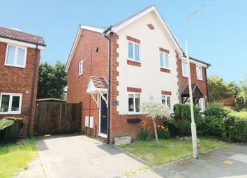 Thumbnail 3 bed semi-detached house to rent in Park Wood Close, Ashford