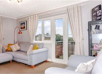 Thumbnail 2 bed flat for sale in Hilltop View, Woodford Green