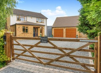Thumbnail 5 bed detached house for sale in Park Road, Allington, Grantham