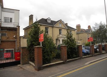 Thumbnail 2 bedroom flat to rent in 11, Thorpe Road, Norwich