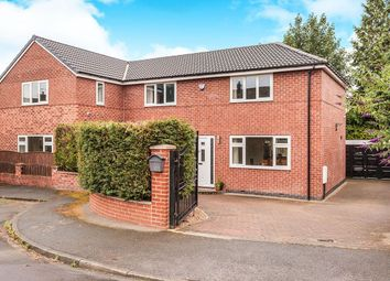 Thumbnail 5 bed detached house for sale in Mackie Hill Close, Crigglestone, Wakefield