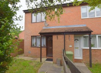 Thumbnail 2 bedroom terraced house for sale in Downland, Two Mile Ash, Milton Keynes