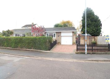 Thumbnail 4 bed detached bungalow for sale in Manning Street, Rushden