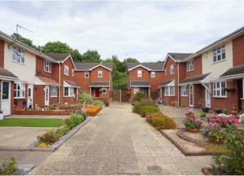 Thumbnail 2 bed terraced house for sale in Audemer Court, Ringwood