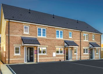 Thumbnail 3 bed end terrace house for sale in Longhill Court, Meadowfield, Durham