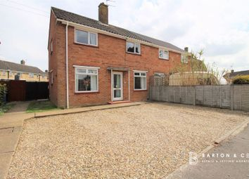 Thumbnail 3 bed semi-detached house for sale in Frere Road, Norwich