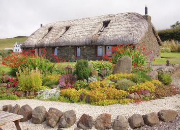 Thumbnail 2 bed detached house for sale in Lochbay, Waternish, Isle Of Skye