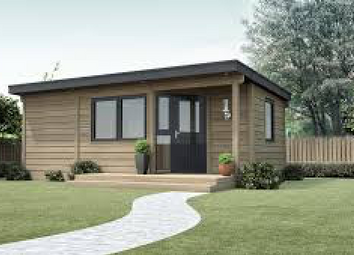 Thumbnail 1 bed lodge for sale in Oxford, Oxfordshire