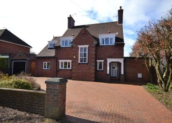 Thumbnail 4 bedroom detached house for sale in Sneyd Avenue, Newcastle-Under-Lyme