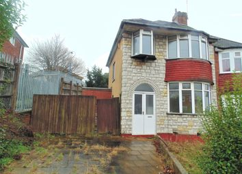 3 bed semi-detached house for sale in Jerrys Lane, Birmingham B23