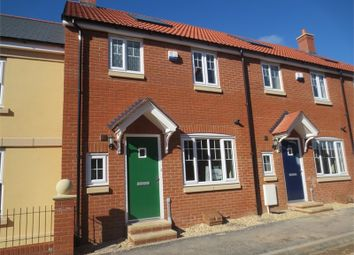 Thumbnail 3 bed terraced house to rent in Bartletts Elm, Langport