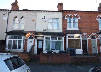 Thumbnail  Property for sale in Highbury Road, Kings Heath, Birmingham, West Midlands