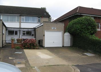 Thumbnail 3 bed semi-detached house to rent in Marsh Lane, Stanmore
