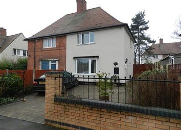 Thumbnail 2 bed semi-detached house for sale in Shepton Crescent, Aspley, Nottingham