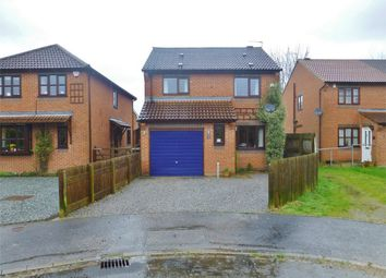 Thumbnail 3 bed detached house for sale in Raker Close, Wheldrake, York