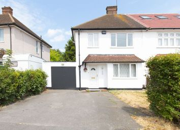 Rayleigh Road, Woodford Green IG8. 3 bed semi-detached house