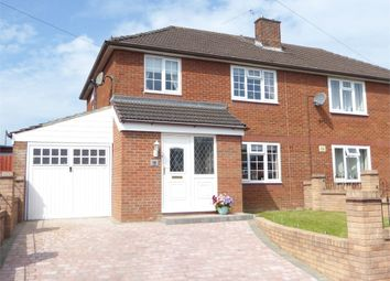 Thumbnail 3 bed semi-detached house for sale in Westfield, Caldicot, Monmouthshire