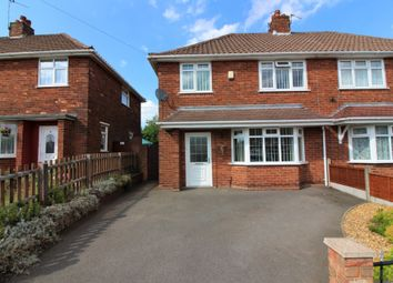 Thumbnail 3 bed semi-detached house for sale in Mountbatten Road, Walsall