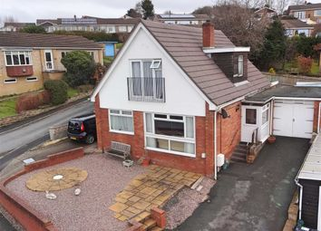 Thumbnail 4 bedroom detached bungalow for sale in 27, Churchill Drive, Newtown, Powys