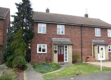 Thumbnail 3 bedroom semi-detached house to rent in Severn Close, Gunthorpe, Peterborough