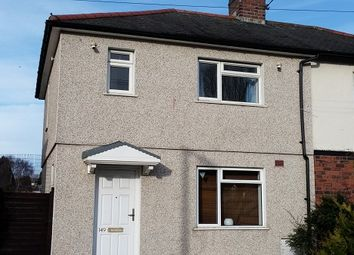Thumbnail 2 bed semi-detached house to rent in Hawbush Road, Brierley Hill