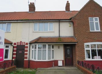 Thumbnail 2 bed terraced house for sale in 6th Avenue, Hull