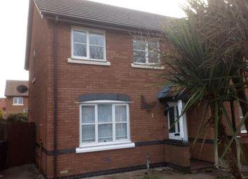 Thumbnail 2 bed semi-detached house for sale in Trem Y Ffair, Kinmel Bay, Rhyl, Conwy