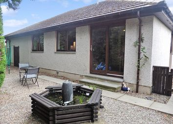 Thumbnail 4 bed detached bungalow for sale in North Esk Road, Edzell, Angus/Forfarshire