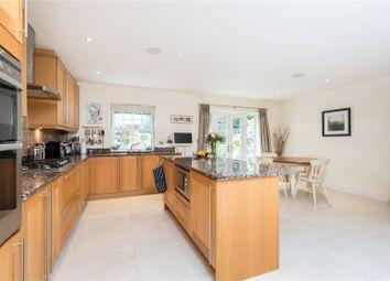 Thumbnail 5 bedroom semi-detached house for sale in Lyndhurst, 50 Hanger Hill, Weybridge, Surrey