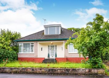 Thumbnail 4 bedroom detached bungalow for sale in Ballater Drive, Glasgow