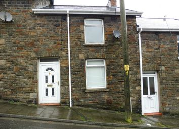 Thumbnail 2 bed terraced house for sale in Cardiff Street, Ogmore Vale, Bridgend