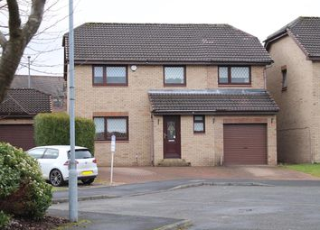 Thumbnail 5 bed detached house for sale in Dunlop Grove, Uddingston, Glasgow