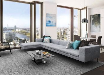 Thumbnail 1 bed flat for sale in Casson Square, Southbank Place, London