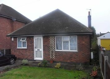 Thumbnail 3 bedroom detached bungalow for sale in Stanley Road, Hinckley