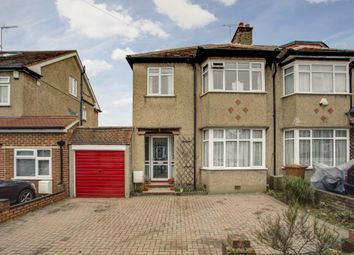 Thumbnail 3 bed semi-detached house for sale in Mount Drive, Harrow