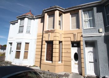 3 bed terraced house for sale in St Aubyn Avenue, Keyham, Plymouth PL2