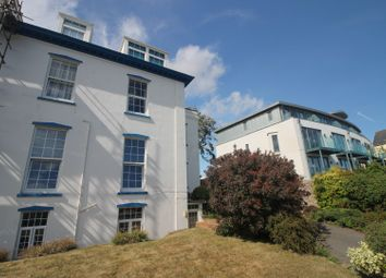 Thumbnail 2 bed flat for sale in 6 Trefusis Terrace, Exmouth