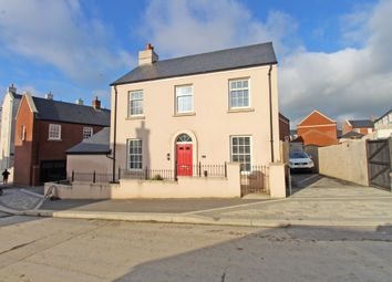 Thumbnail 3 bed detached house for sale in Pisces Street, Sherford, Plymouth, Devon
