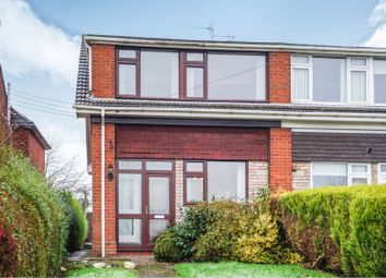 Thumbnail 3 bed end terrace house for sale in Lichfield Road, Rugeley