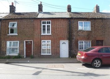 Thumbnail 2 bed terraced house to rent in Church Terrace, Outwell, Wisbech