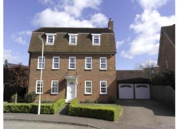 Thumbnail 6 bed detached house for sale in Crickhollow, South Woodham Ferrers