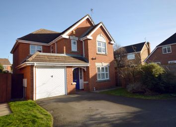 Thumbnail 4 bed detached house to rent in Mellbreak Close, West Bridgford, Nottingham