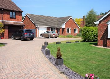 Thumbnail 3 bed detached bungalow for sale in Westparkside, Goole