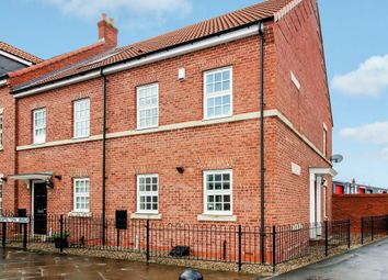Thumbnail 3 bed end terrace house for sale in St. Nicholas Road, Beverley