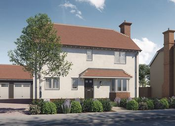 "Thumbnail 4 bed property for sale in ""The Danbury"" at London Road, Great Notley, Braintree"