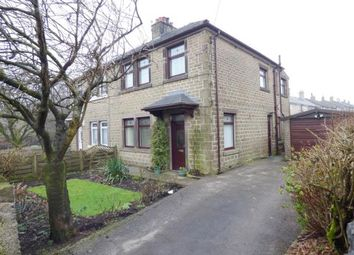 Thumbnail 3 bed semi-detached house for sale in School Road, Peak Dale, Buxton, Derbyshire